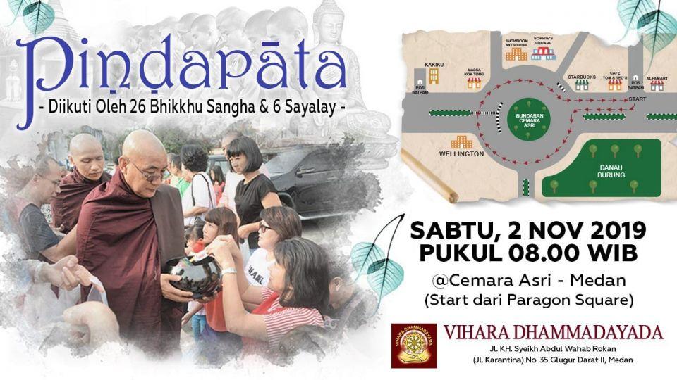 foto-baksos-Piṇḍapāta 2 November 2019