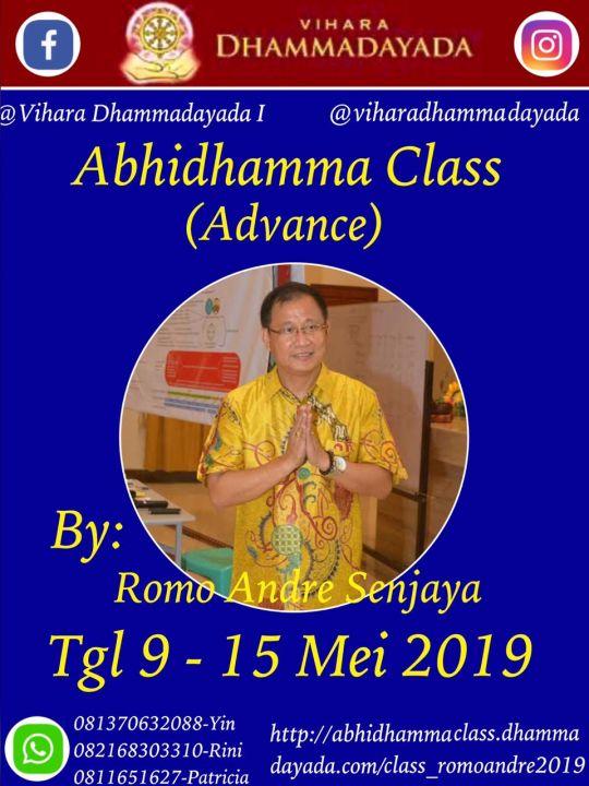 foto-kelasdhamma-Abhidhamma Class ( Lanjutan )